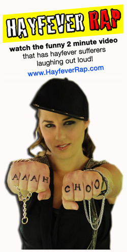 HayFever Rap Video