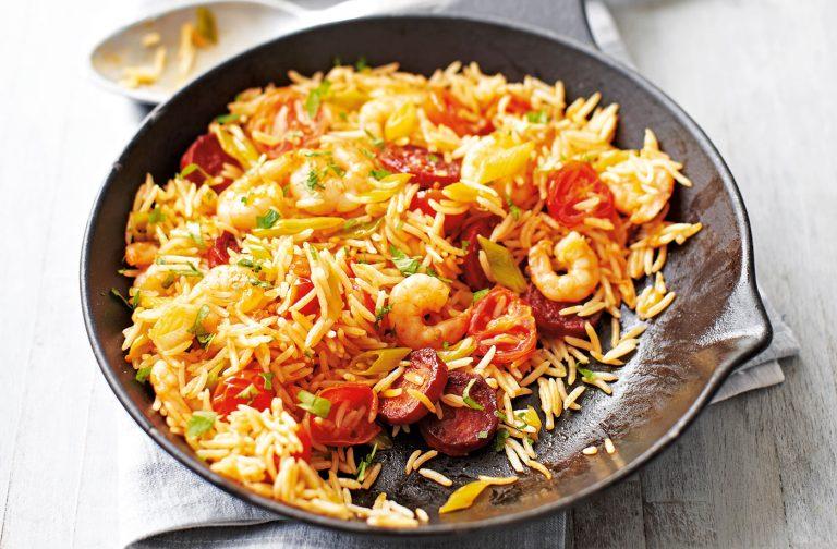Indian Prawn Fried Rice 19.90 768x504