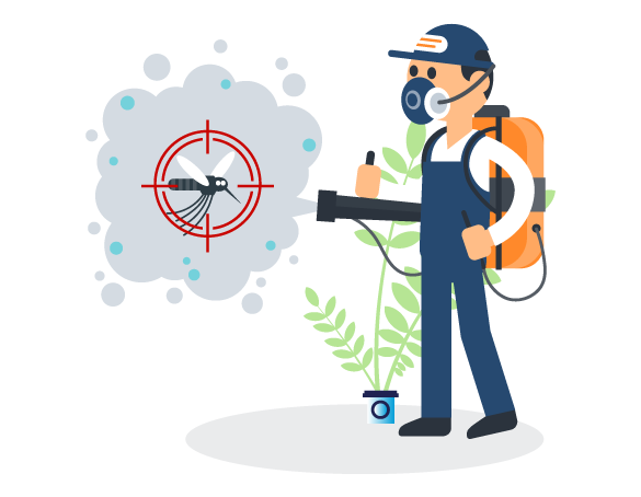 Professional Pest Control Bardon